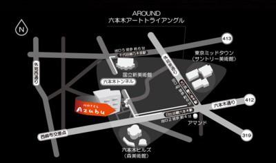 ラブホテル地図